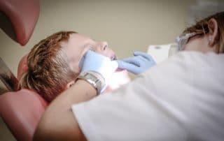 kid first dentist
